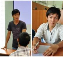 Trao học bổng 3 tháng hè 7,8,9 năm 2014