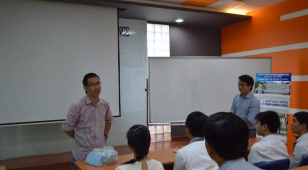 Lời chia sẻ của ThS. Lâm Quang Vũ – Phó trưởng khoa CNTT